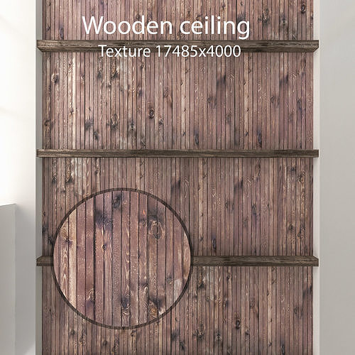 wooden ceiling 13