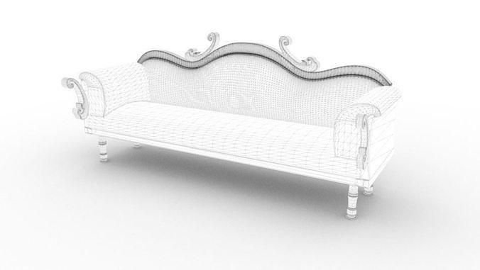 Sofa Victorian