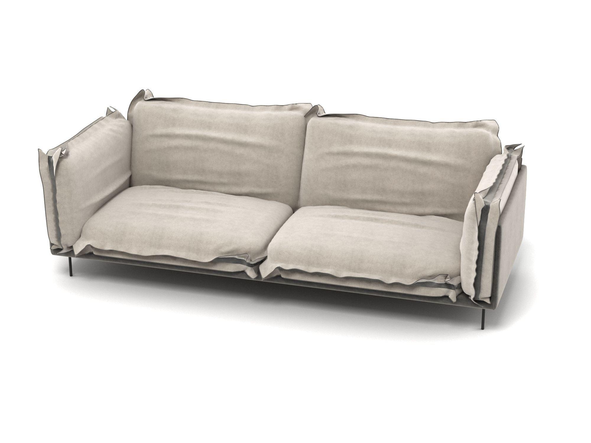 Stupendous Arketipo Auto Reverse Sofa 3D Model Cjindustries Chair Design For Home Cjindustriesco