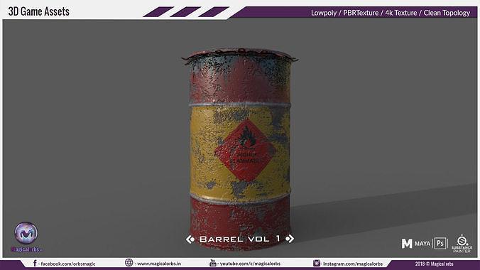 Barrel Vol 04