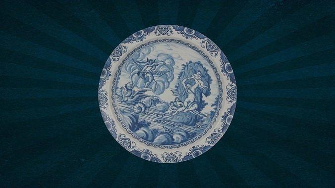 WARE-016 Plate