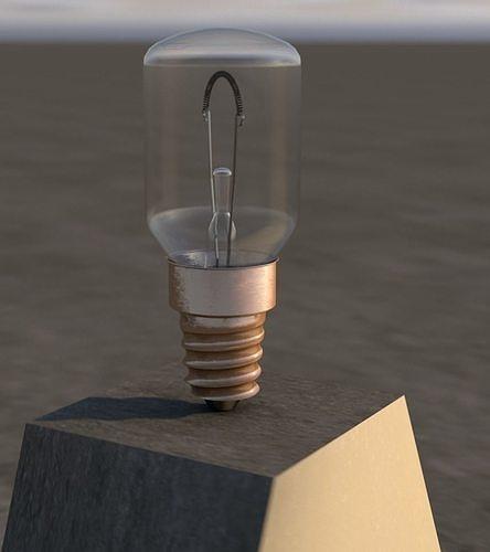 E14 format light bulb