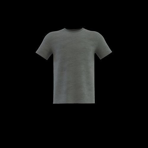 roundneck short sleeve t-shirt