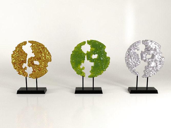 Design Sculpture Decorative