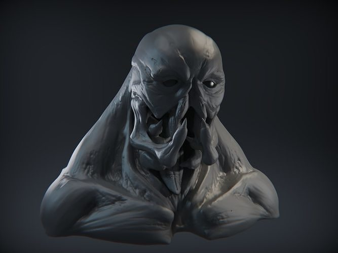 Demon Head 04