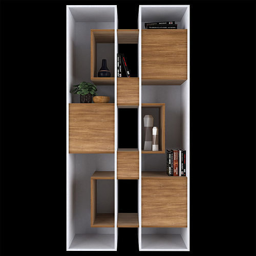 Bookcase Abaco