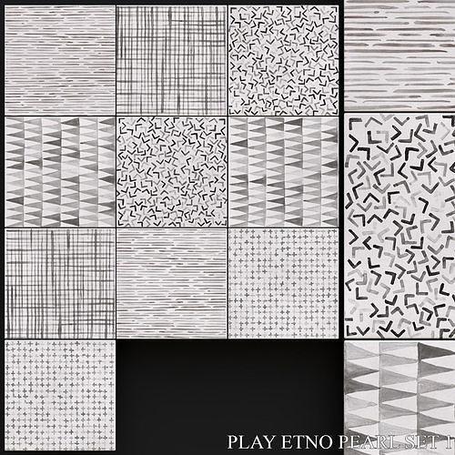 ABK Play Etno Pearl Set 1