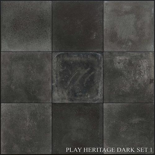 ABK Play Heritage Dark Set 1