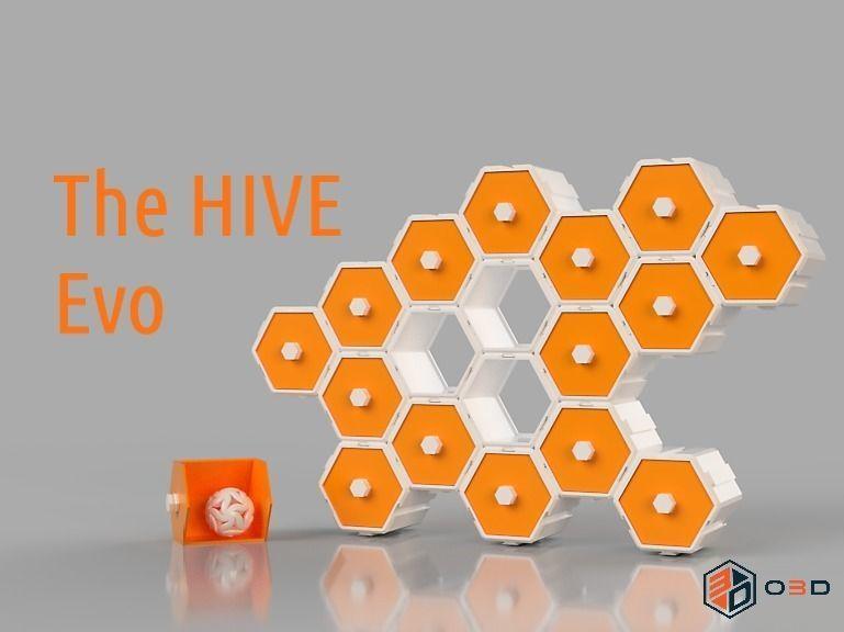 The HIVE Evo - Modular Drawer System