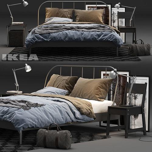 KOPARDAL Bed