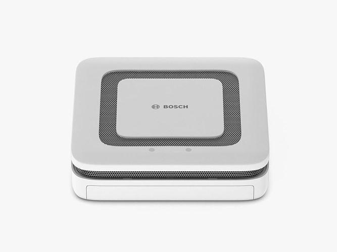 BOSCH Twinguard Smoke Detector with Air Sensor