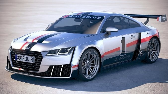Audi TT RS Clubsport Turbo 2017