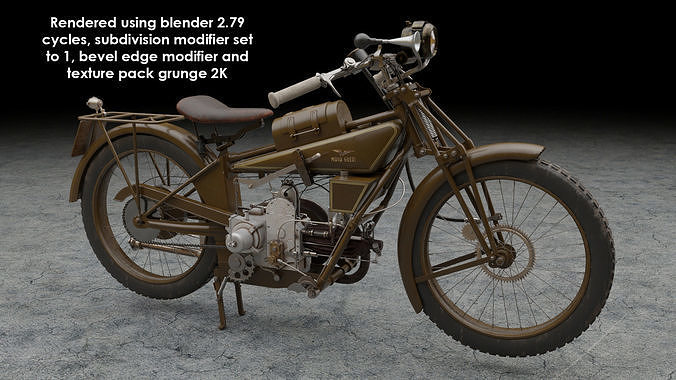 1922 Motoguzzi normale 500
