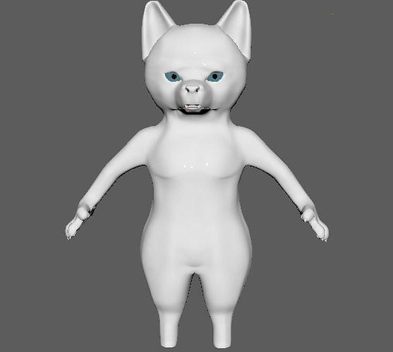 Pomeranian Character