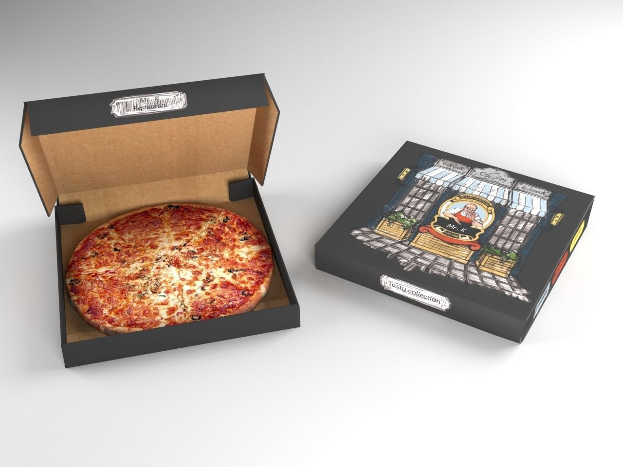 Pizza Package