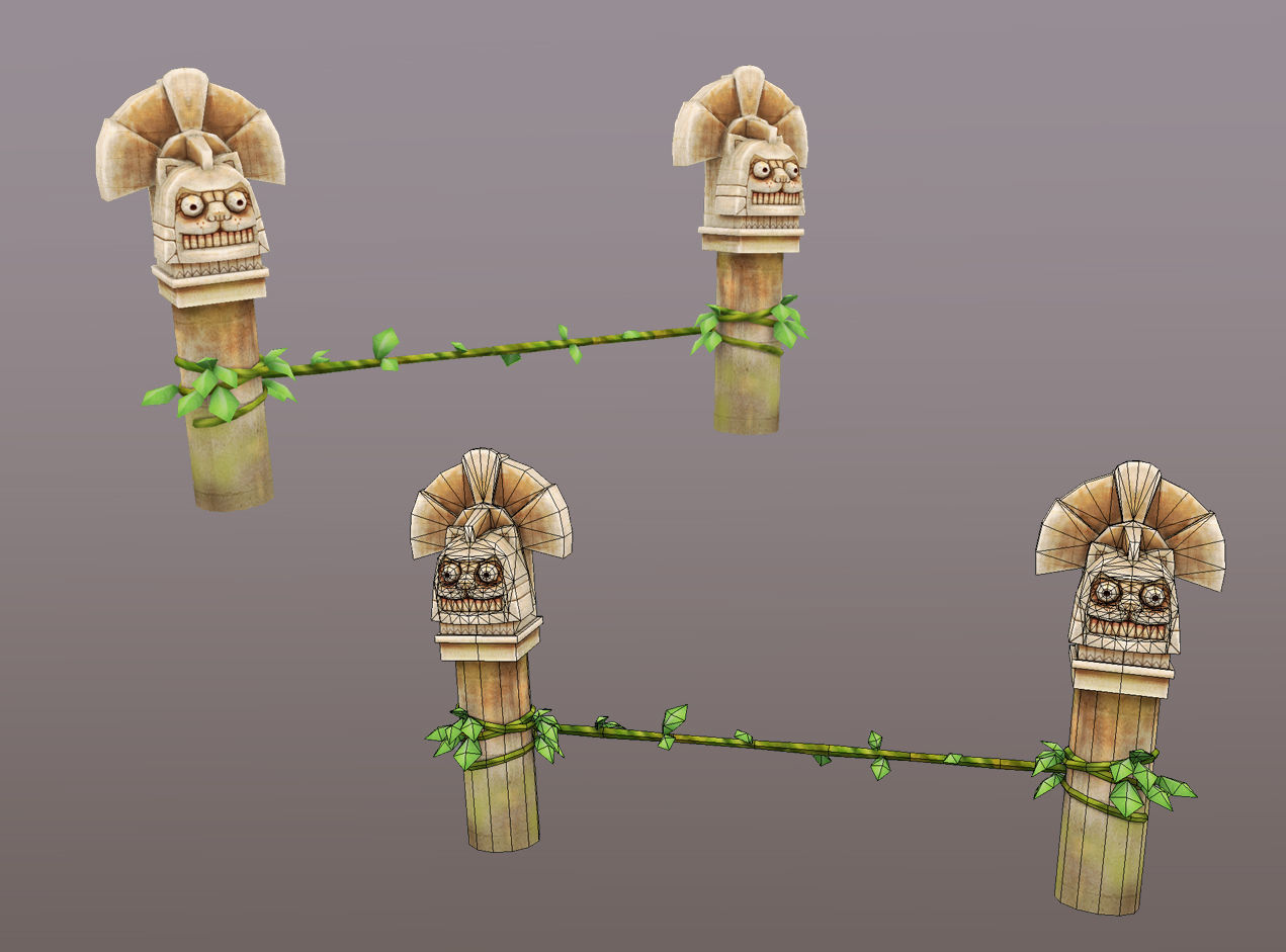 PirateCollection Totems