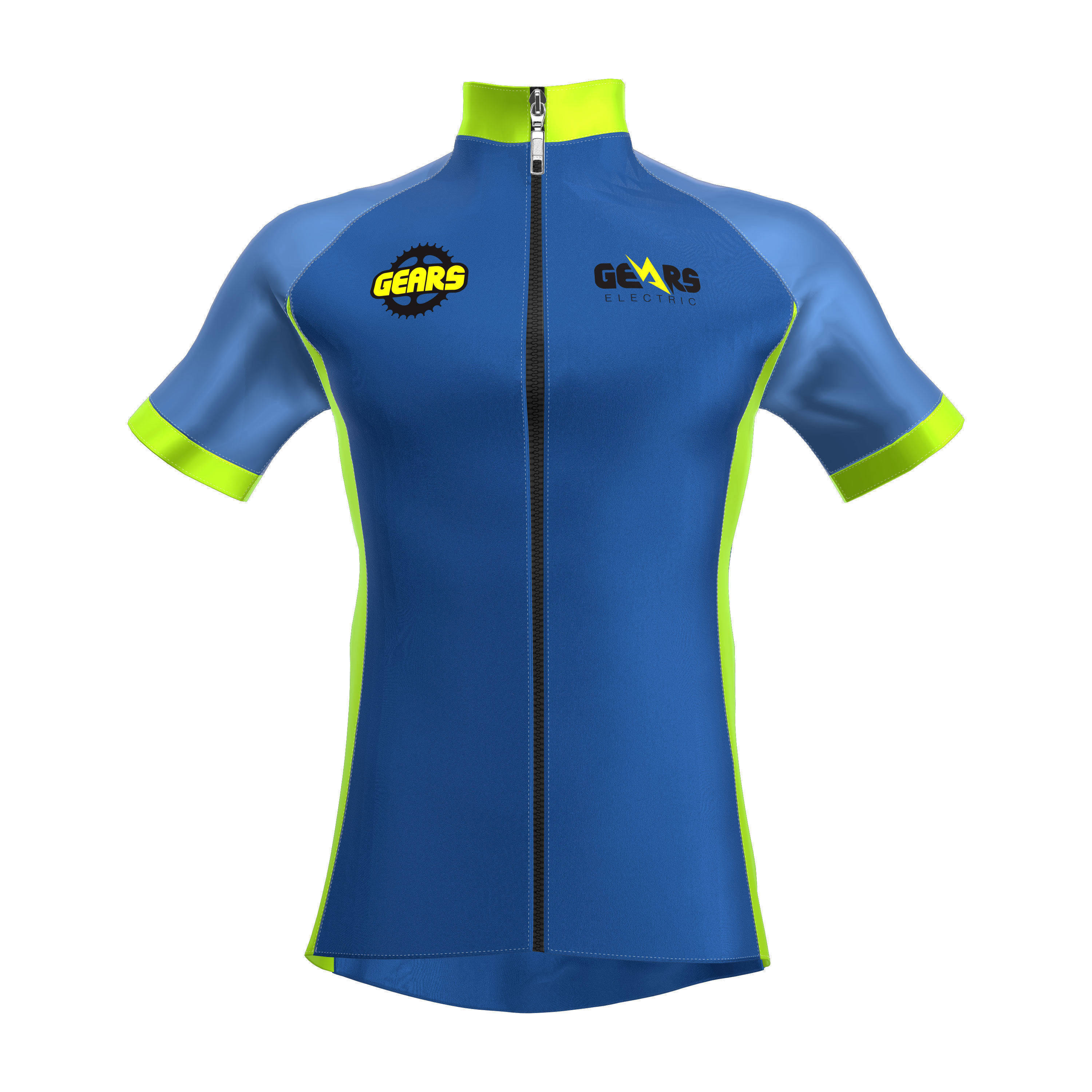 3D Bicycle Jersey