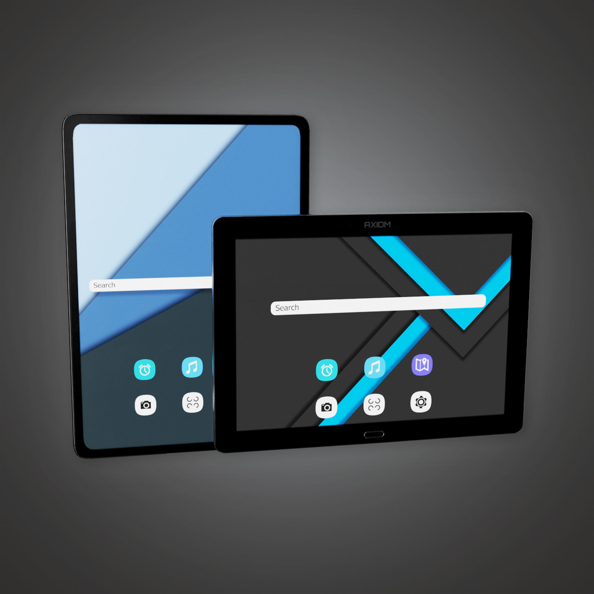 HLW - Touch Tablet - PBR Game Ready