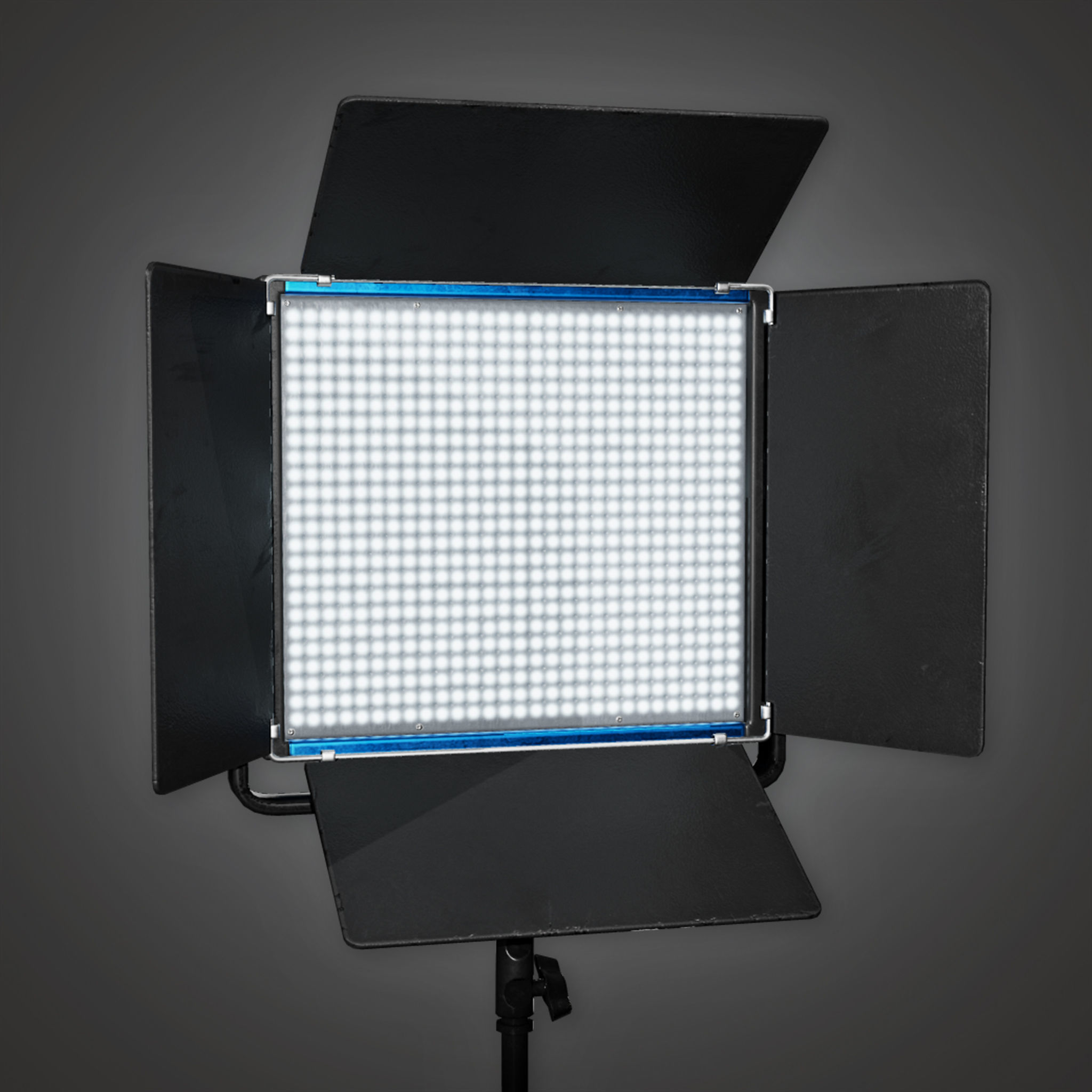 HLW - Production Light Stand 01 - PBR Game Ready