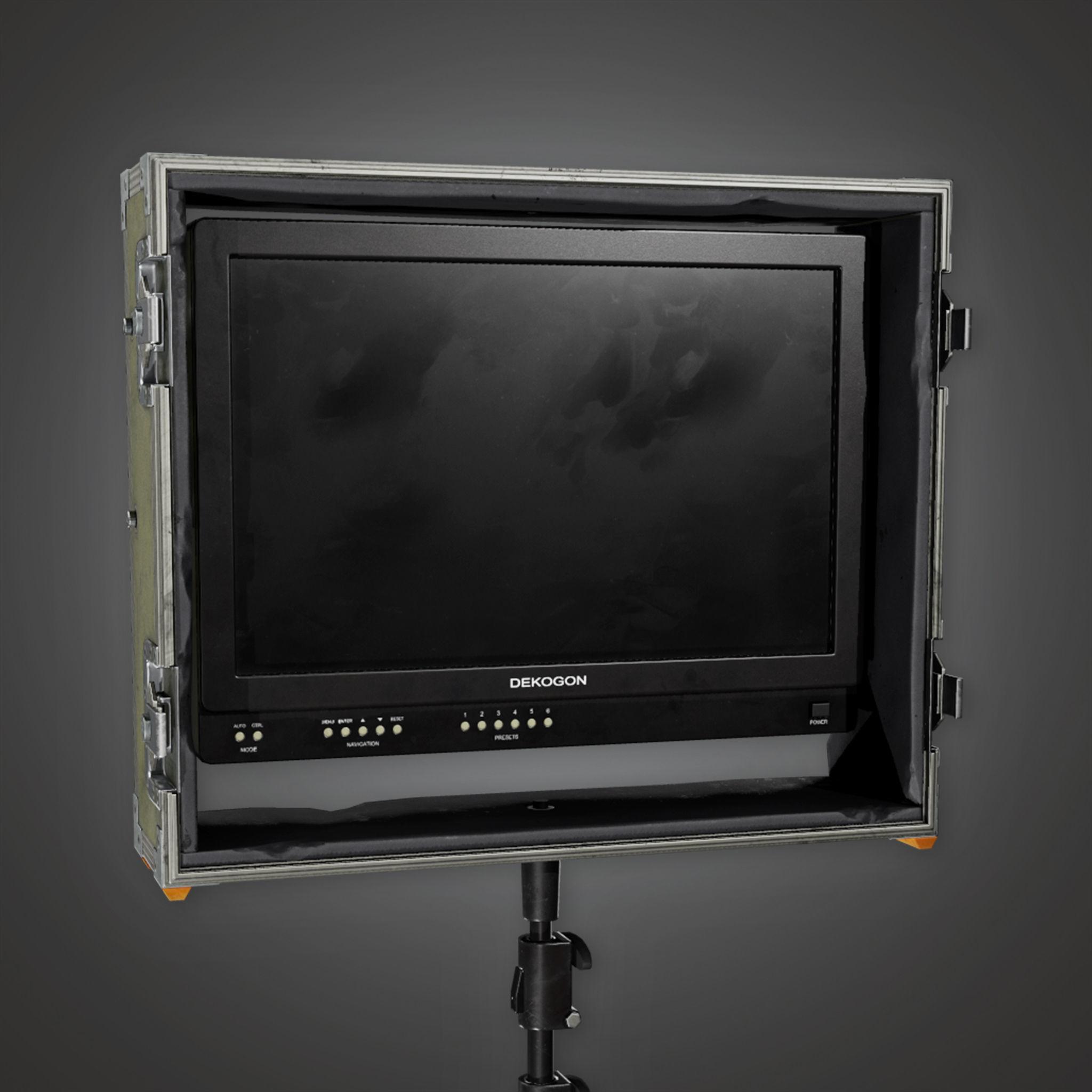 HLW - Display Monitor 01 - PBR Game Ready