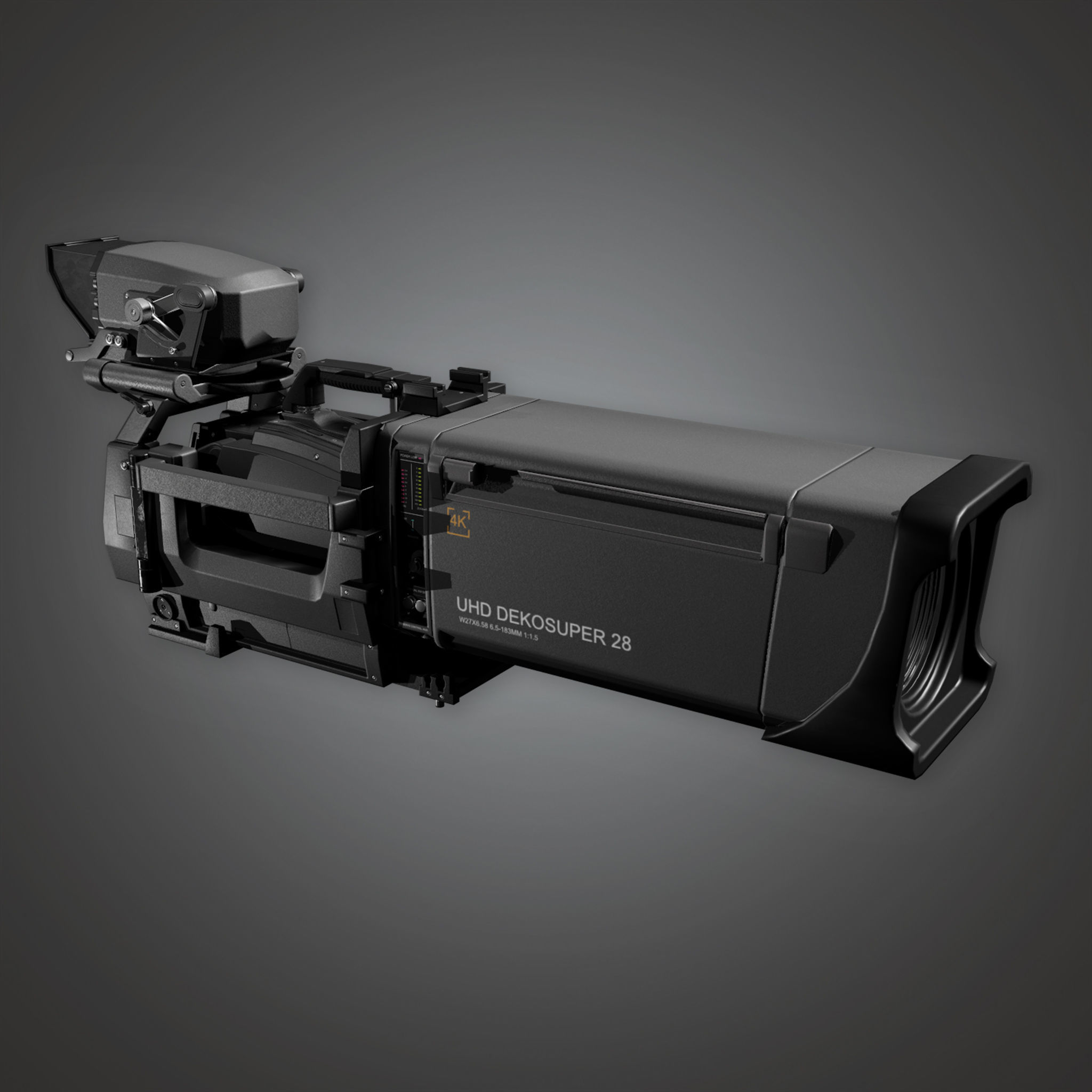 HLW - Production Camera 01 - PBR Game Ready