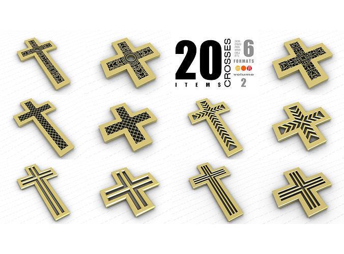 Crosses Vol 2
