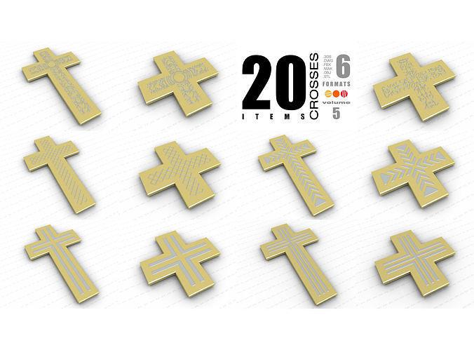Crosses Vol 5