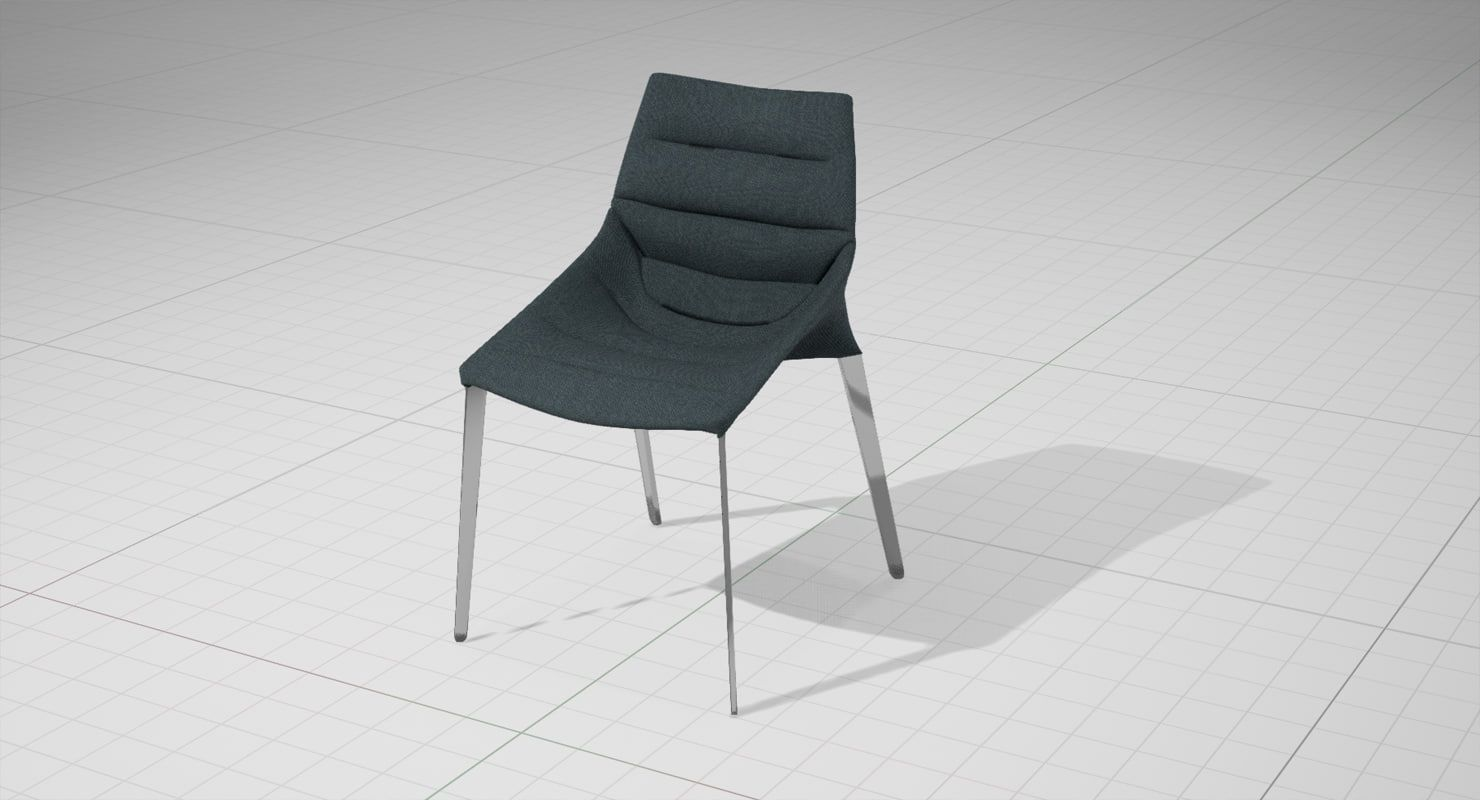 MolteniC Outline Chair UE4