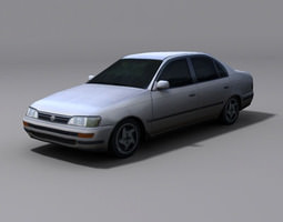 3D model Cars Collection