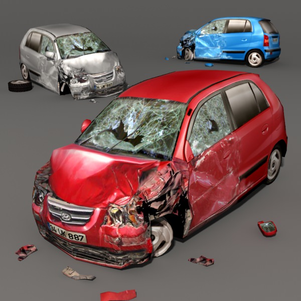 Scrap Car 01