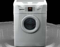 Beko washing machine 3D model