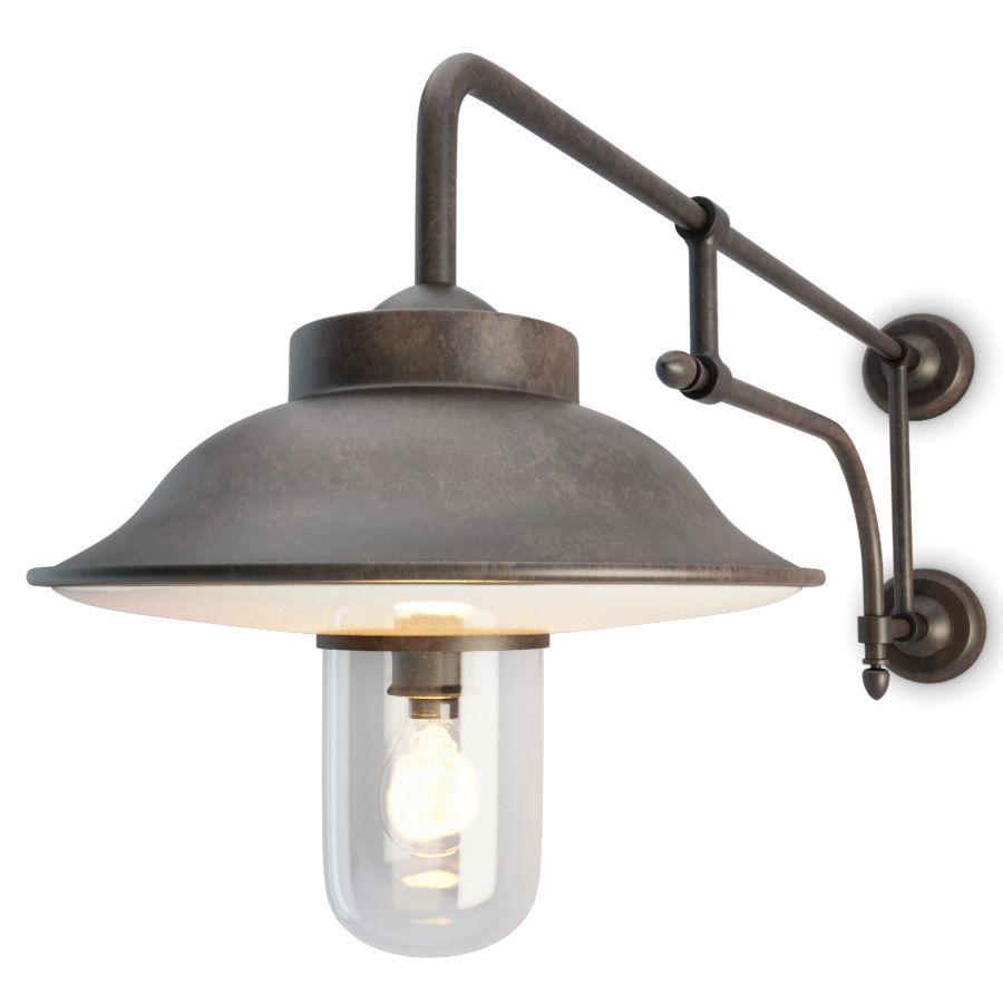 Fiati Industrial Wall Lamp