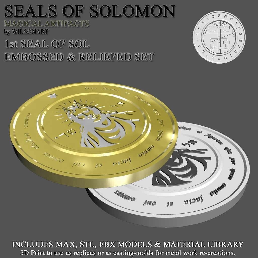 1st Seal of Sol