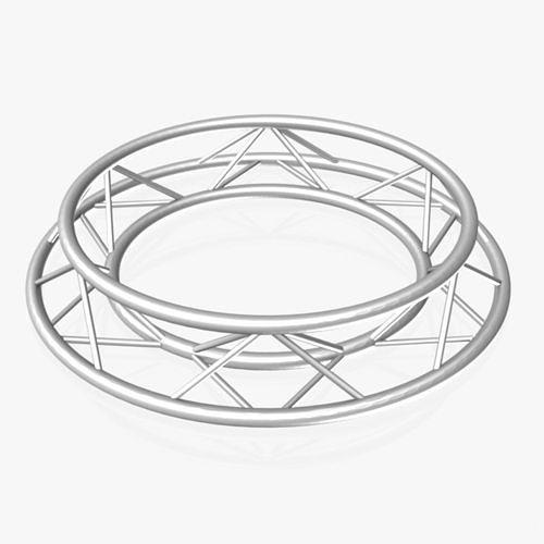 Circle Triangular Truss Full diameter 150cm