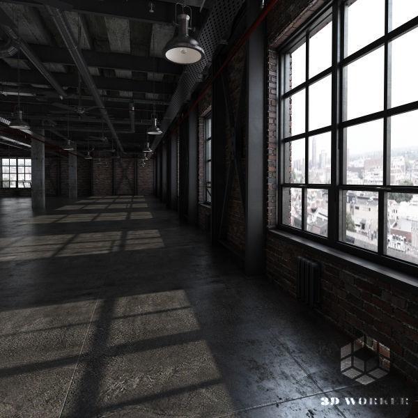 Loft Interior 3