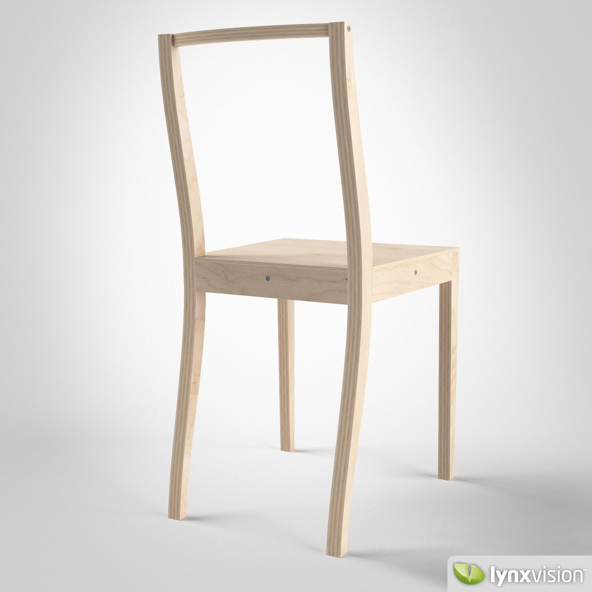 Ply chair jasper morrison for Plywood chair morrison
