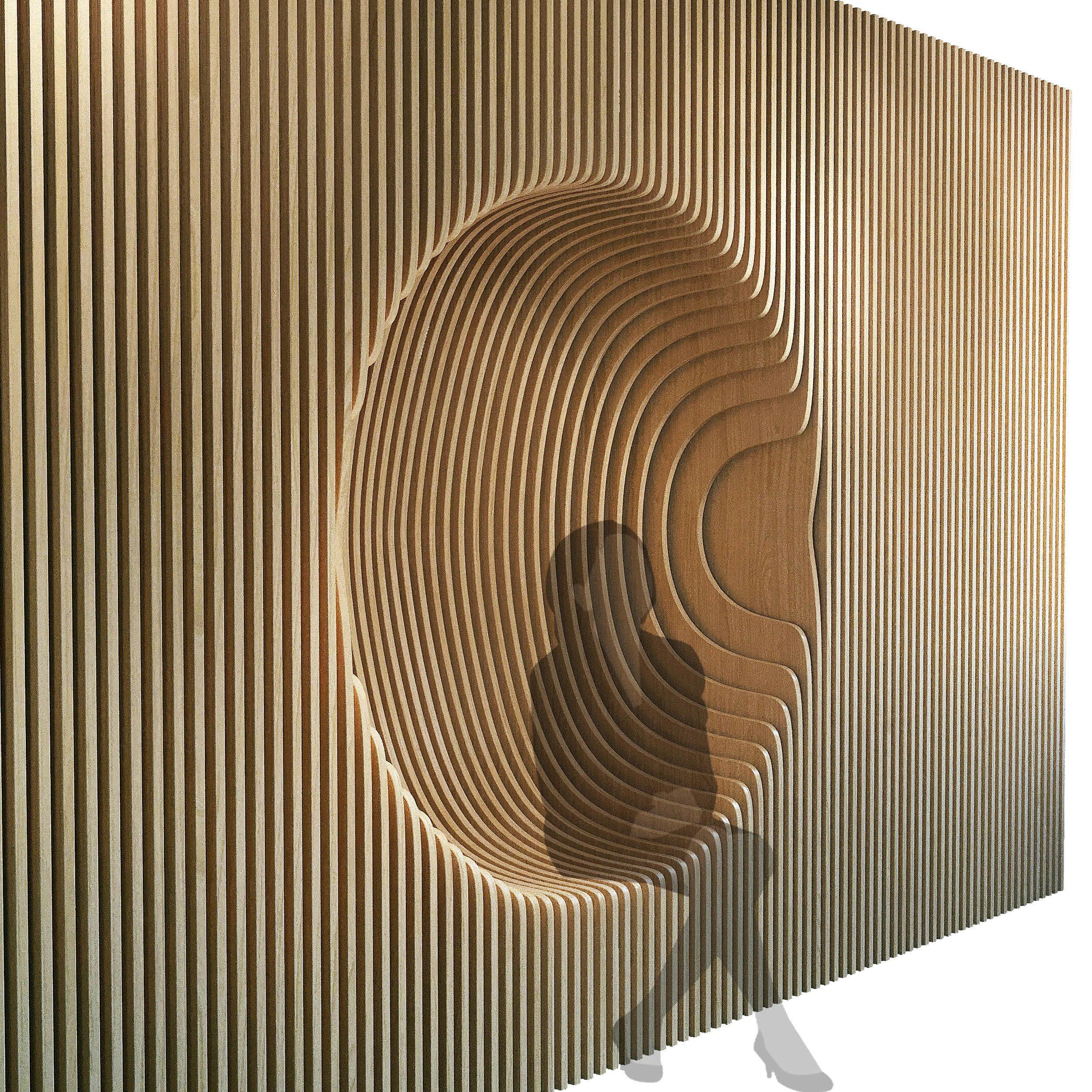 Parametric wall 011