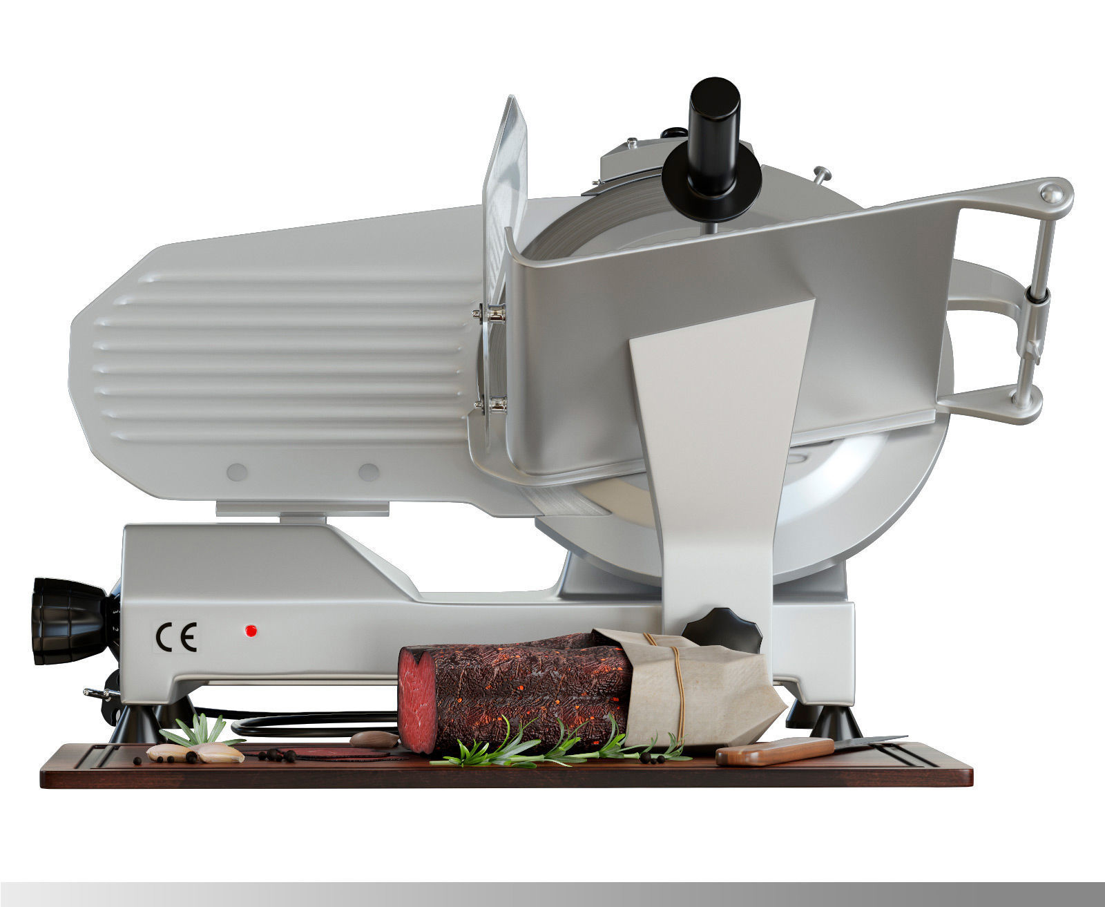 Industrial Meat Slicer Sirman MIRRA 300