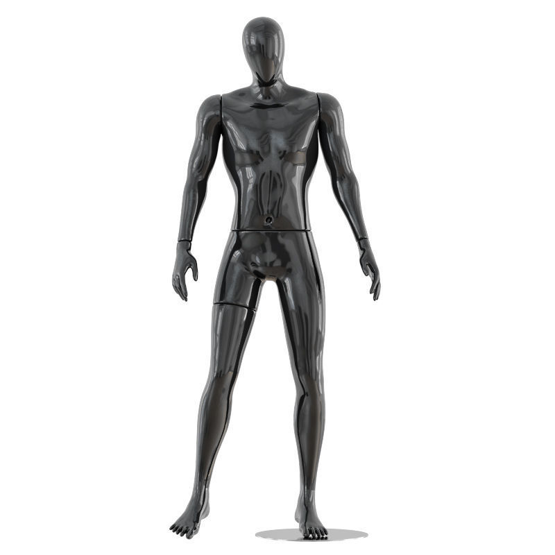 Faceless male mannequin 40