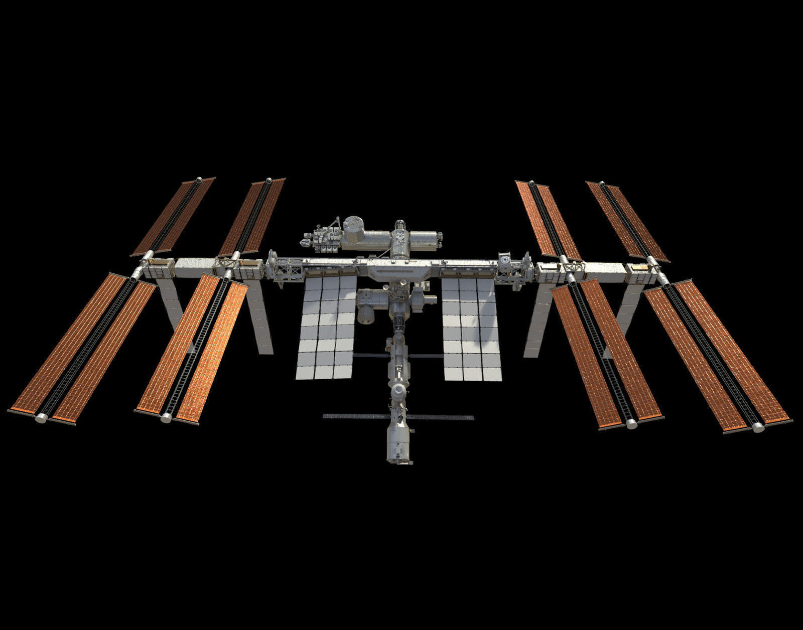 International Space Station ISS 2019