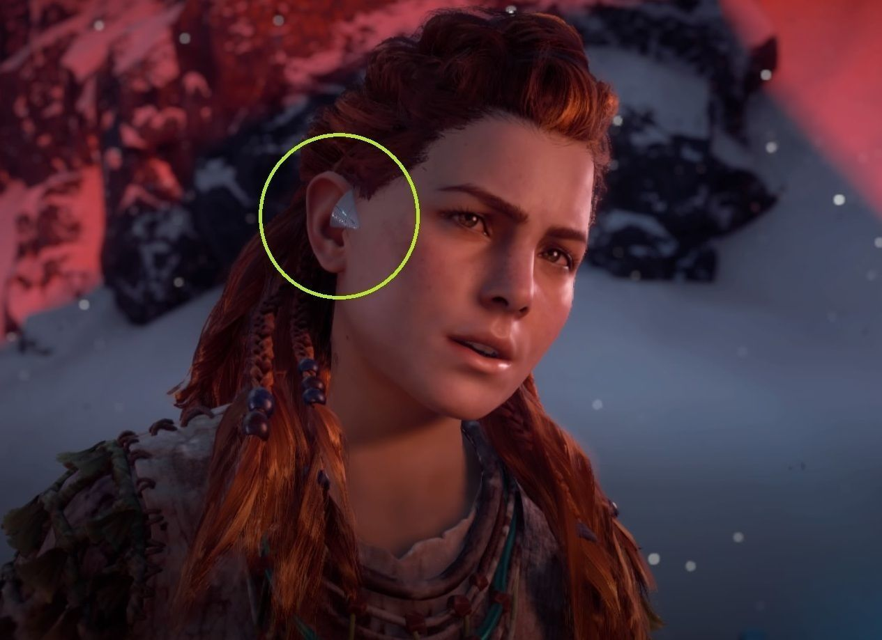 Focus Horizon Zero Dawn