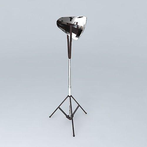 chicago lamp 3d model max obj 3ds fbx stl skp 1
