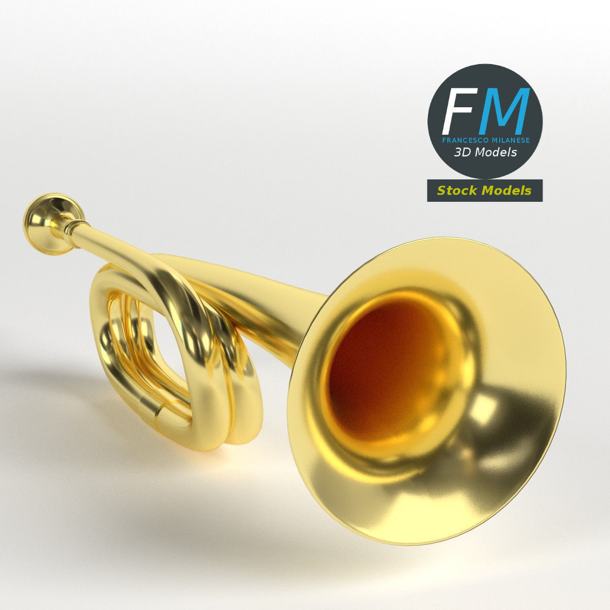 Cavalry trumpet