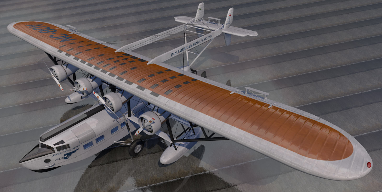 Sikorsky S-40 American Clipper