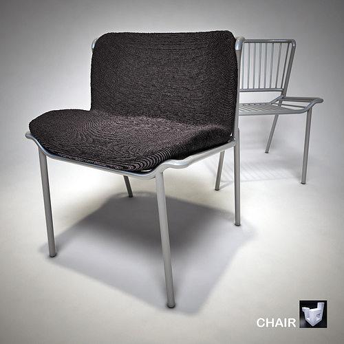 chair 1775zs 3d model obj 3ds fbx dae skp mtl 1