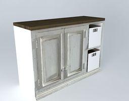 3D storage Kitchen Cabinet