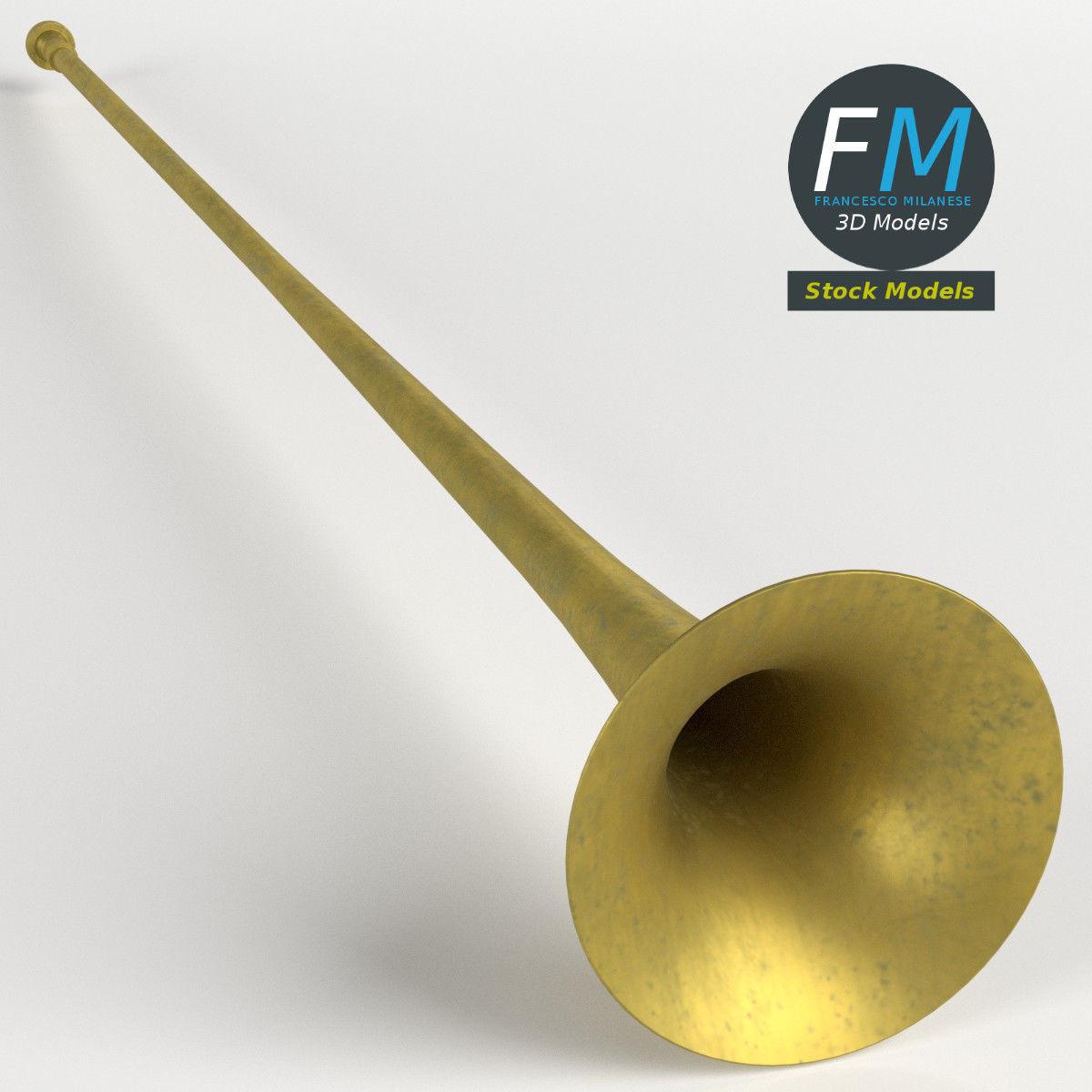 Long trumpet