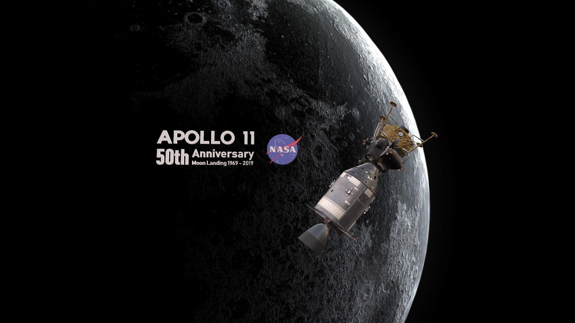 Apollo command Service module and Lunar Module