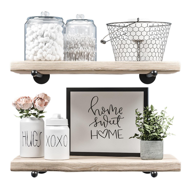 Farmhouse bath decor Set