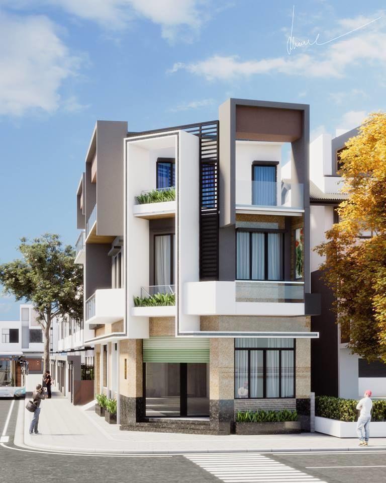 Best Exterior Design App: Exterior House Design 3d Model Animated Leafe